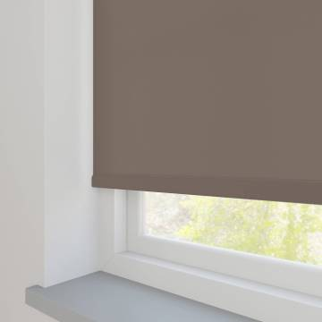 Roller Blinds Splash Mocha Brown